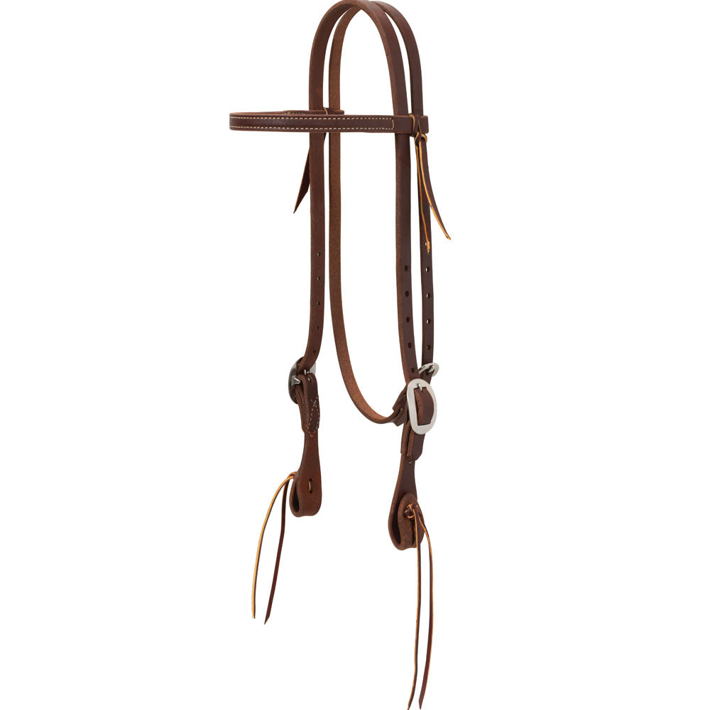 Weaver Leather Working Tack Pineapple Knot Browband Headstall