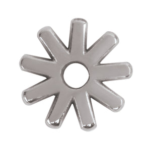 9 Point Replacement Rowel- Stainless Steel