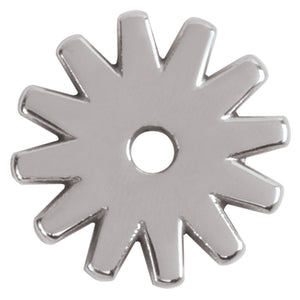 12 Point Replacement Rowel- Stainless Steel