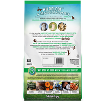 Wildology Climb Farm-Raised Chicken And Turkey Meal Cat Food Recipe 6-Lb
