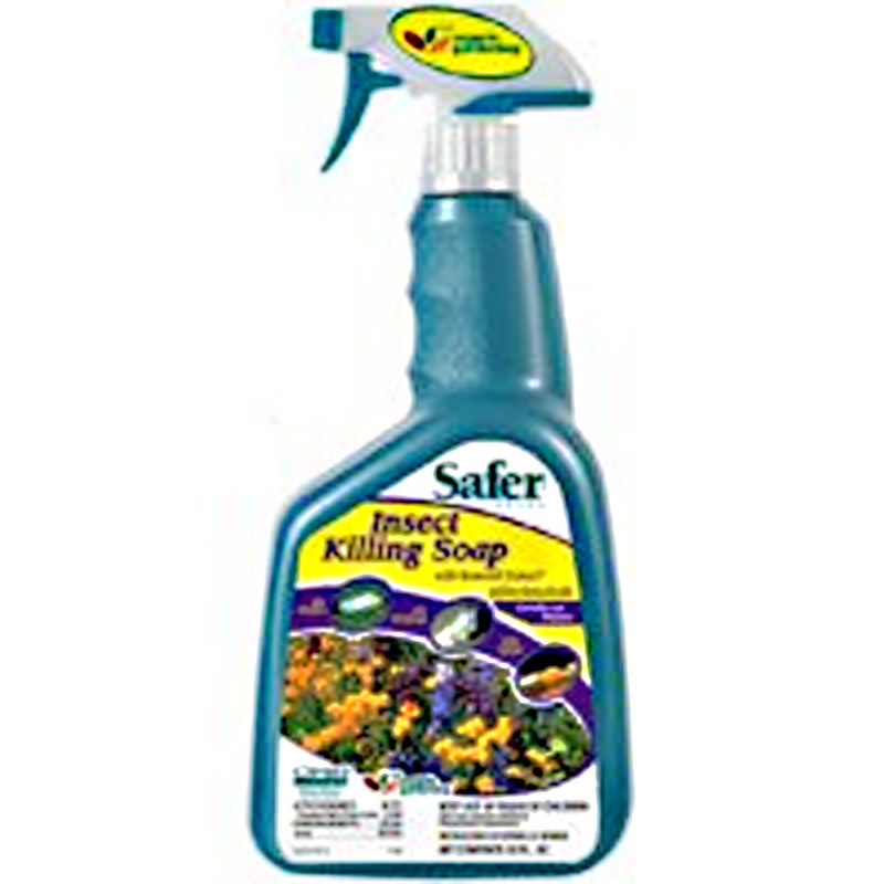 Woodstream Insecticidal Soap 32-oz Rtu