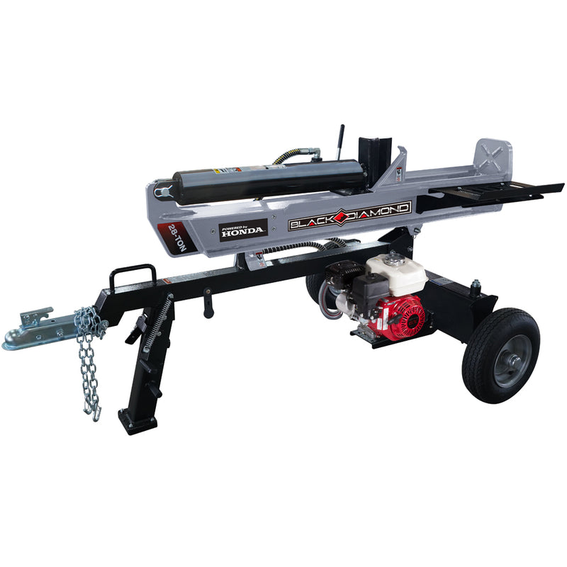 Black Diamond 28-Ton Log Splitter