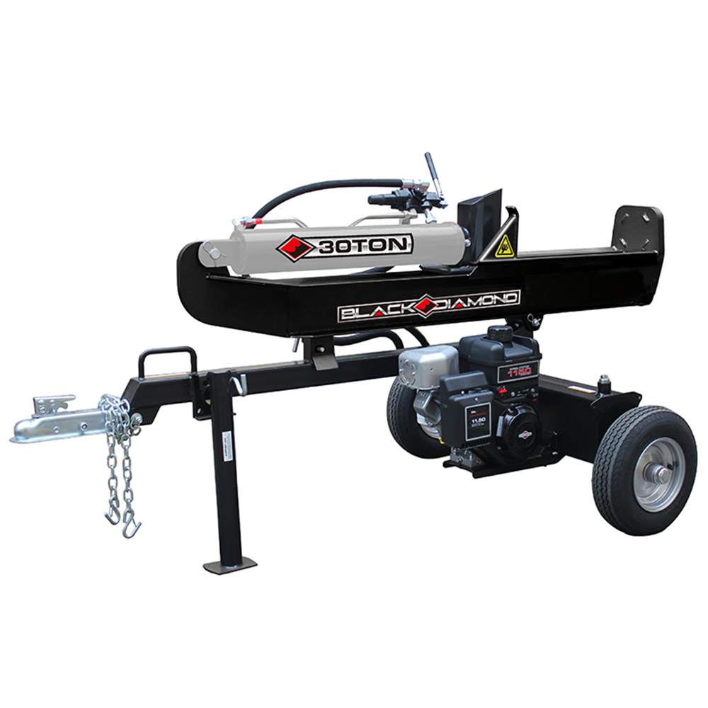 YTL Black Diamond 30-Ton Log Splitter