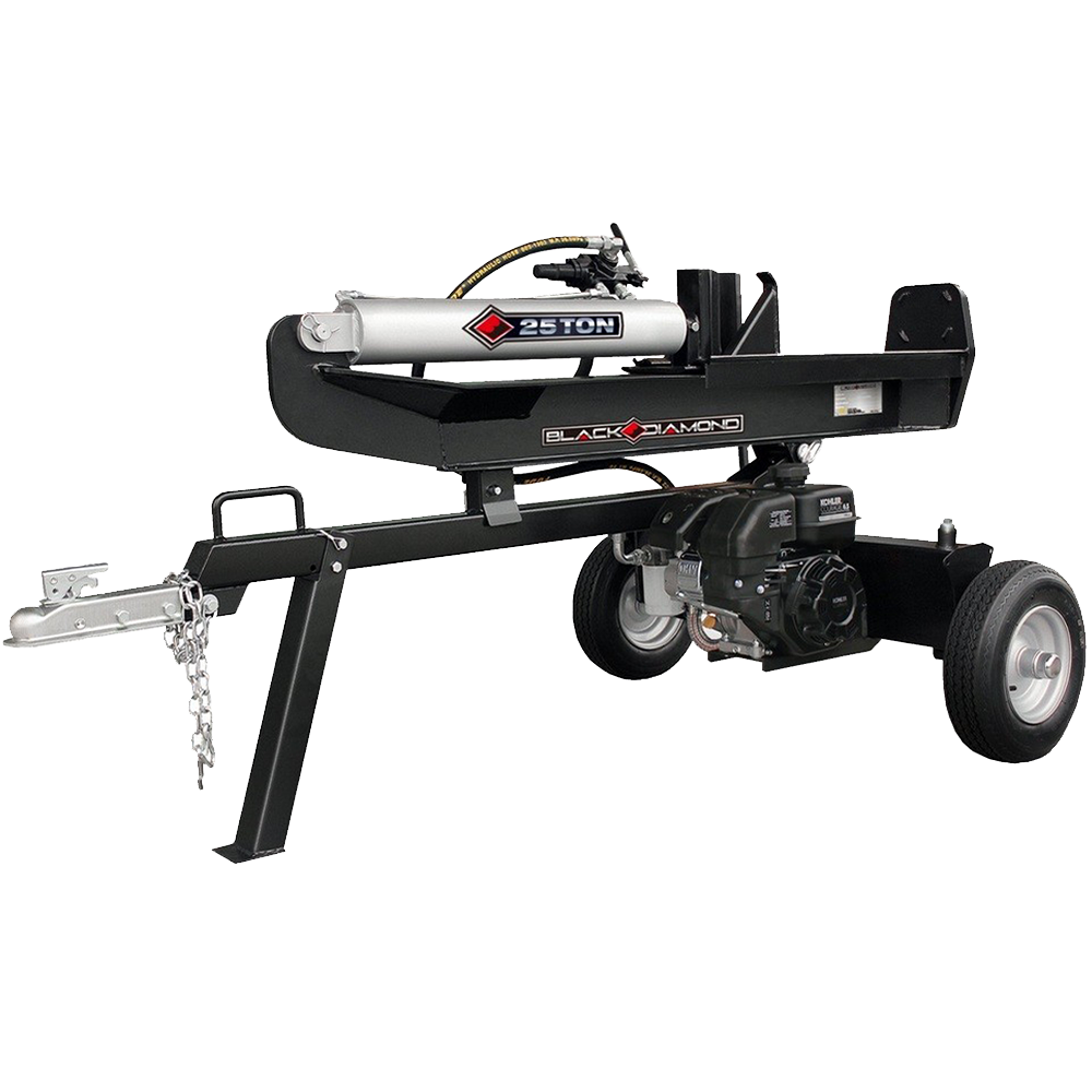 Black Diamond 25-Ton Log Splitter