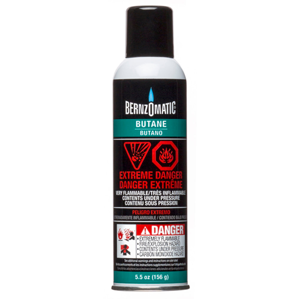 Butane Fuel Cartridge 5.5oz