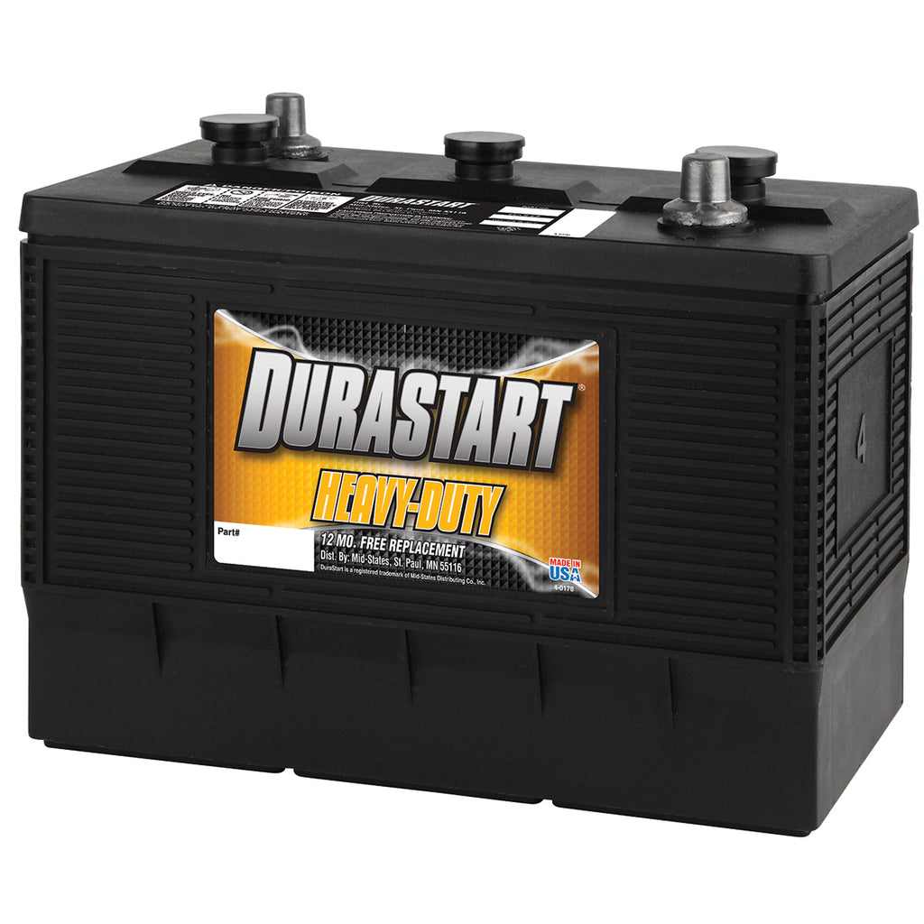 No 4 975cca 6v Battery