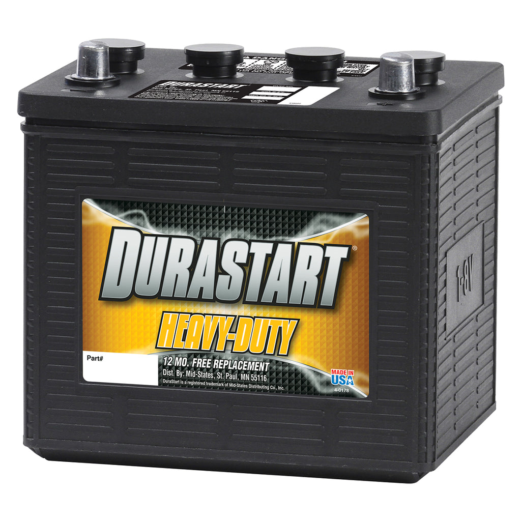 No 1 520cca 8v Battery