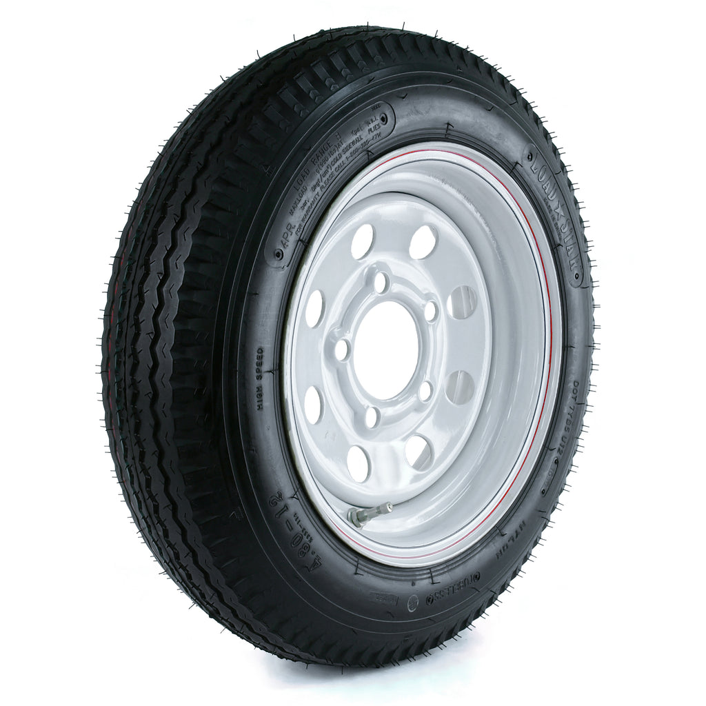 4.80-12 Tire/wheel 5x4.5 Bc