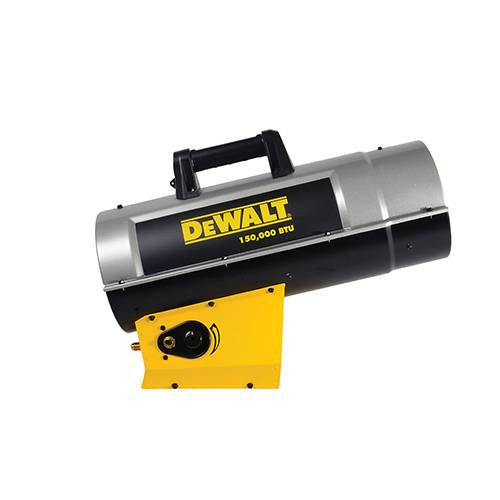 Mr. Heater 110-150k Liquid Propane DeWalt Forced Air Heater