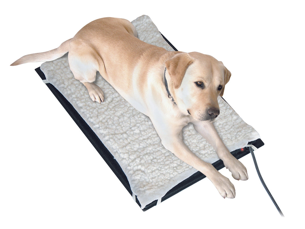 Heated Pet Mat M 17x24       6