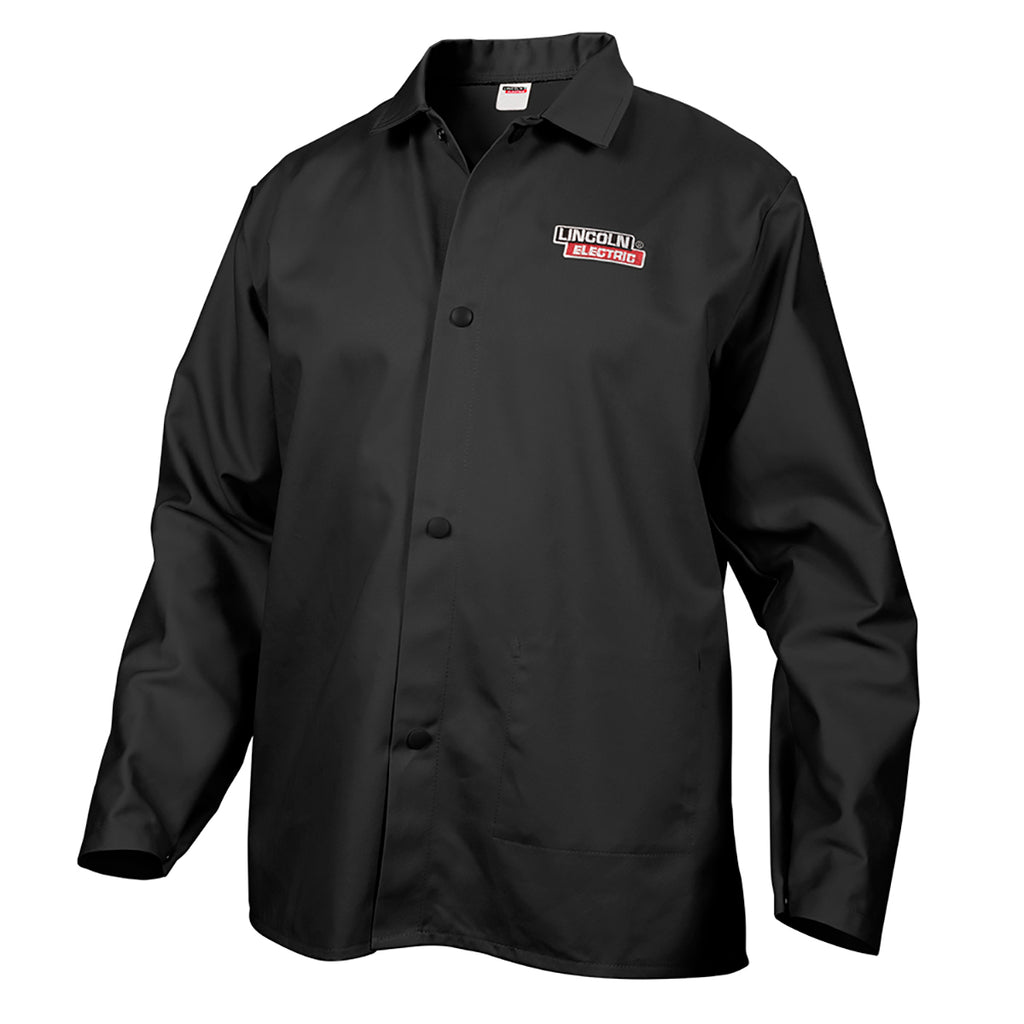 Xl Welding Jacket Blk