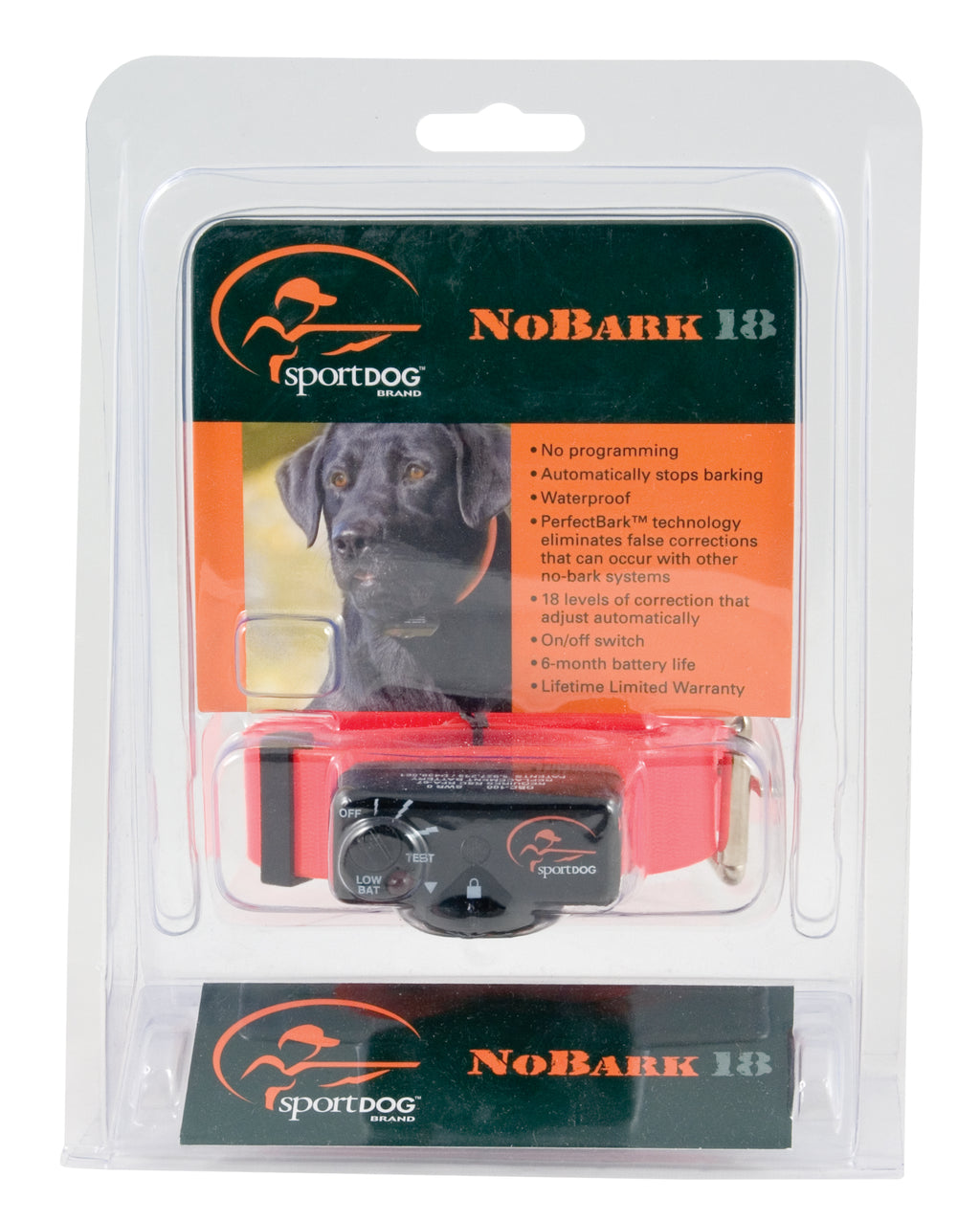 SportDog No Bark Collar