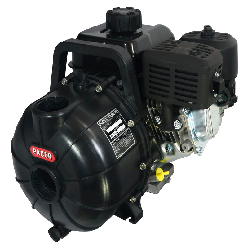 4hp Pacer Pump 150gpm