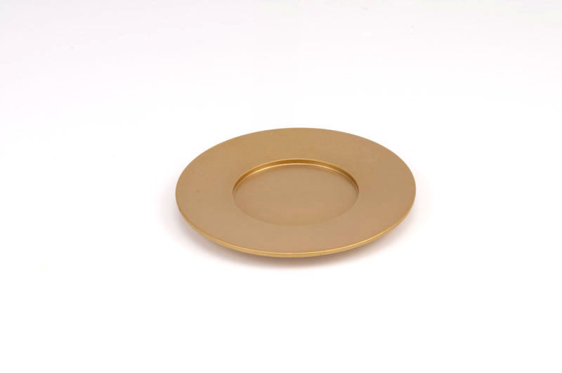 PLATE FOR KIDDUSH CUP - P003 - Agayof Judaica