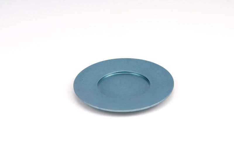 PLATE FOR KIDDUSH CUP - P005 - Agayof Judaica