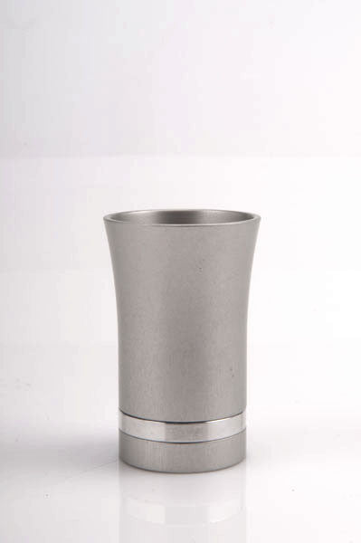 SMALL KIDDUSH CUP - SMALL-CUP001 - Agayof Judaica