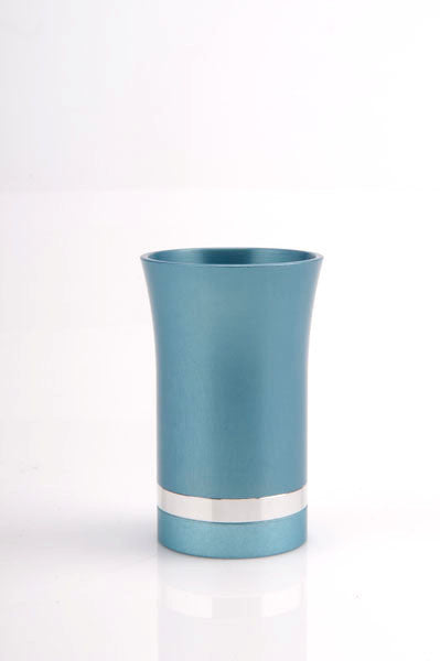 SMALL KIDDUSH CUP - SMALL-CUP004 - Agayof Judaica