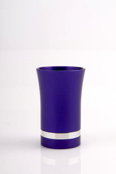 SMALL KIDDUSH CUP - SMALL-CUP005 - Agayof Judaica
