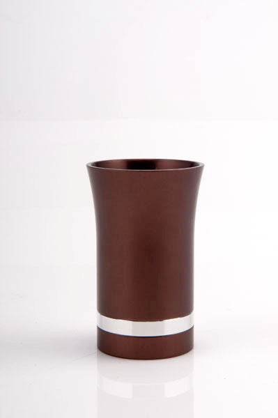 SMALL KIDDUSH CUP - SMALL-CUP006 - Agayof Judaica