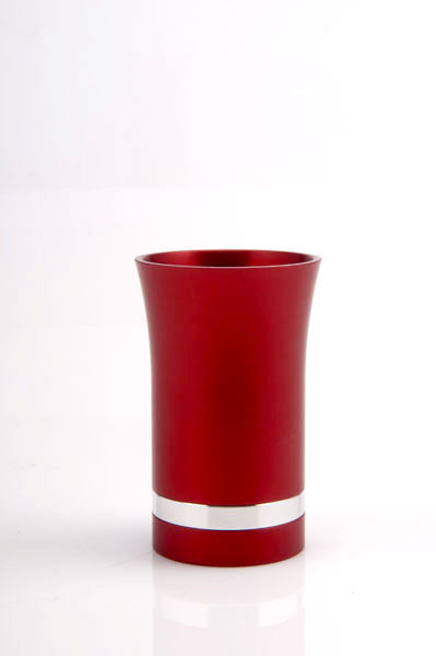 SMALL KIDDUSH CUP - SMALL-CUP007 - Agayof Judaica