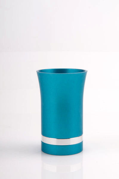 SMALL KIDDUSH CUP - SMALL-CUP013 - Agayof Judaica