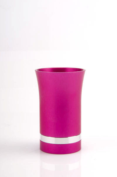 SMALL KIDDUSH CUP - SMALL-CUP015 - Agayof Judaica