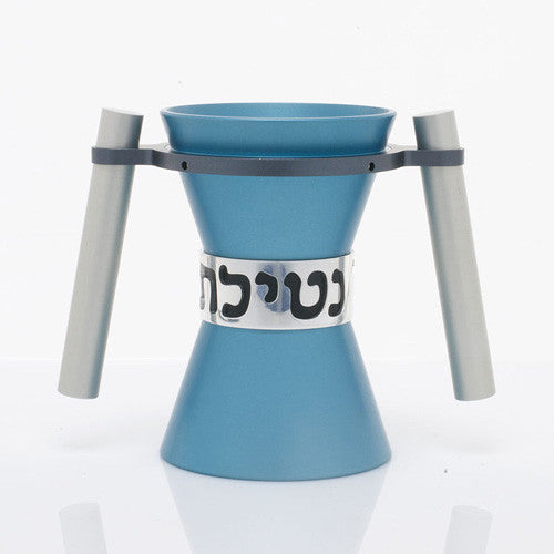 WASHING CUPS SMALL - CUP-014 - Agayof Judaica