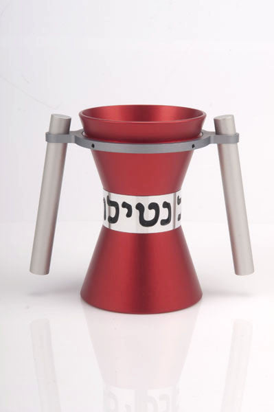 WASHING CUP LARGE - WASHING_CUP009 - Agayof Judaica