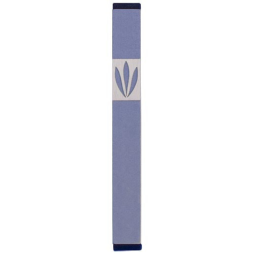 LEAVES SHIN MEZUZAH - MEDIUM - MZ-198