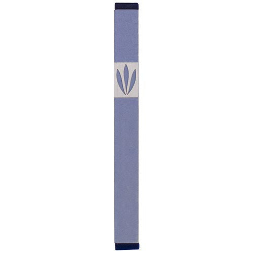 LEAVES SHIN MEZUZAH - LARGE - MZ-208 - Agayof Judaica