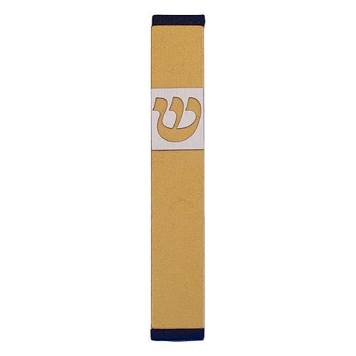TRADITIONAL SHIN - SMALL - MZ-226 - Agayof Judaica
