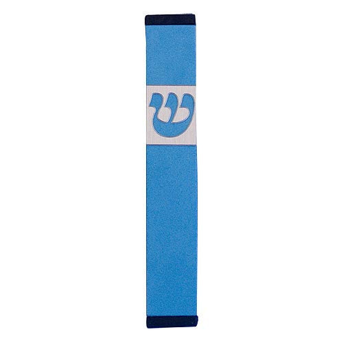 TRADITIONAL SHIN - SMALL - MZ-230 - Agayof Judaica
