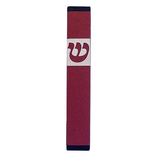 TRADITIONAL SHIN - SMALL - MZ-233 - Agayof Judaica