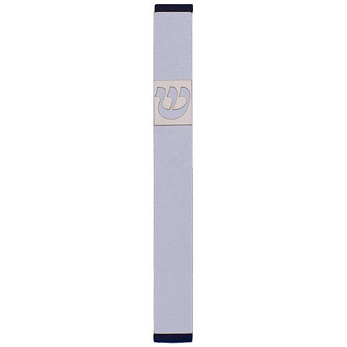 TRADITIONAL SHIN - MEDIUM - MZ-237 - Agayof Judaica