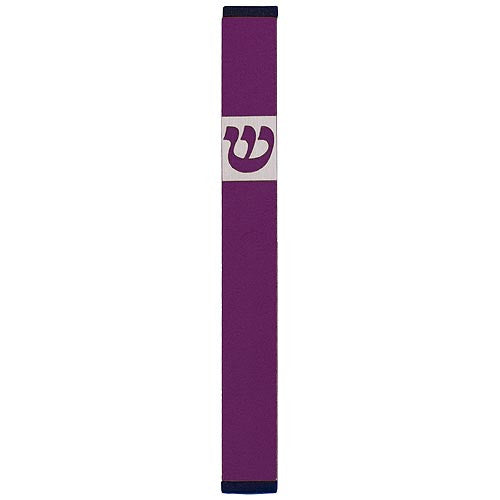 TRADITIONAL SHIN - MEDIUM - MZ-241 - Agayof Judaica