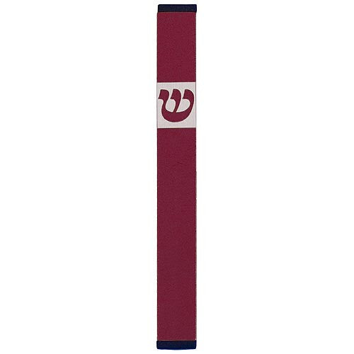 TRADITIONAL SHIN - MEDIUM - MZ-243 - Agayof Judaica
