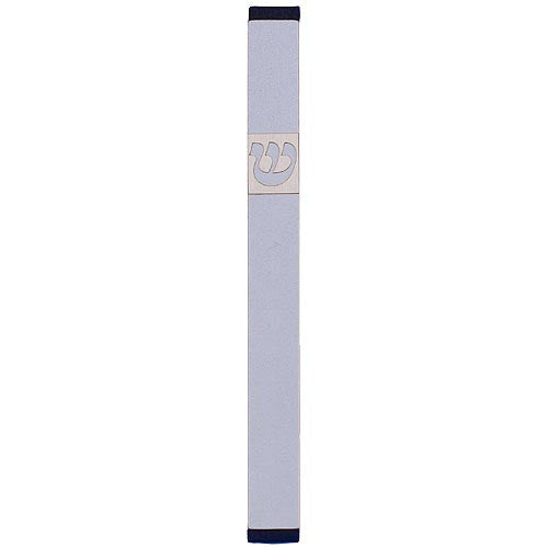 TRADITIONAL SHIN - LARGE - MZ-247 - Agayof Judaica