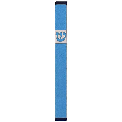 TRADITIONAL SHIN - LARGE - MZ-250 - Agayof Judaica