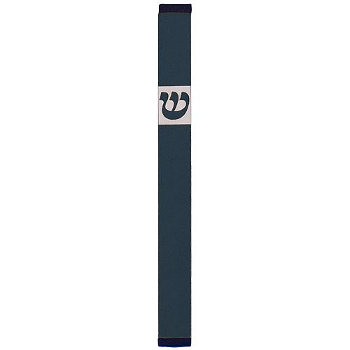 TRADITIONAL SHIN - LARGE - MZ-252 - Agayof Judaica
