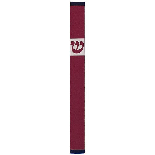 TRADITIONAL SHIN - LARGE - MZ-253 - Agayof Judaica