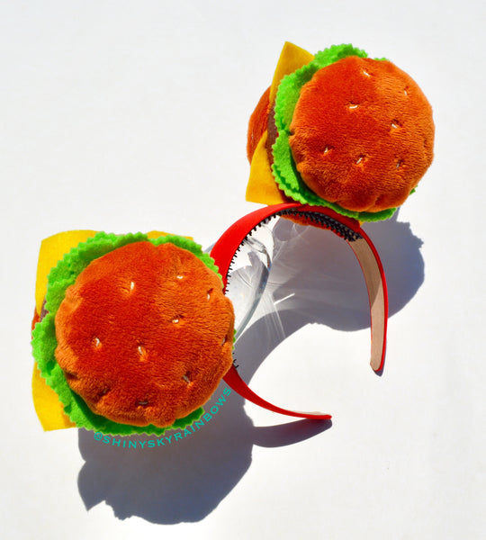 (Coming soon, February 23rd at 8pm EST/5pm PST) No Bow Cheeseburger Ears
