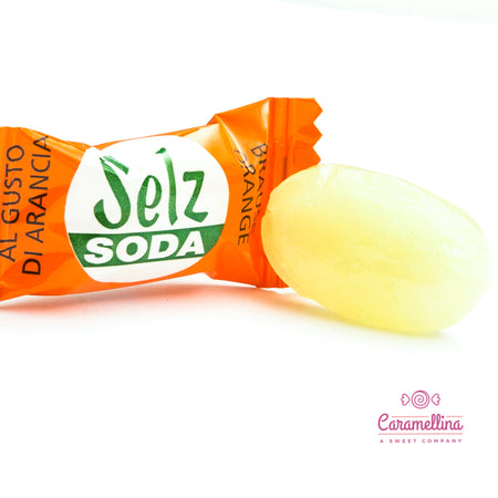 Selz Soda all'arancia Dufour 1 Kg