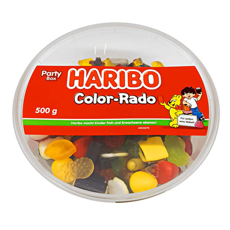 Color-rado Party box gr. 500 Haribo