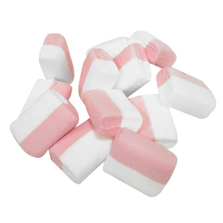 Marshmallows Chamallows Bianco & Rosa Haribo kg 1