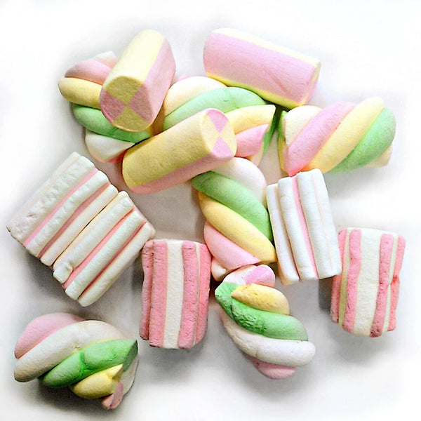 Marshmallows Estruso Misto Bulgari kg 1