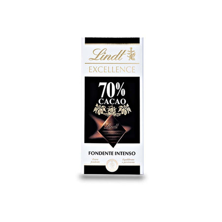 Tavoletta Lindt Excellence Fondente Intenso 70% cacao g. 100