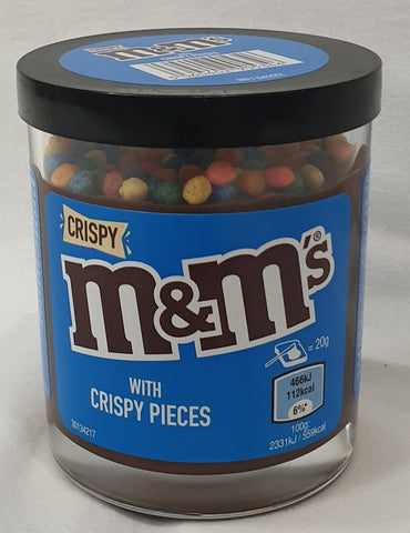 Crema Spalmabile M&M's Crispy g. 200