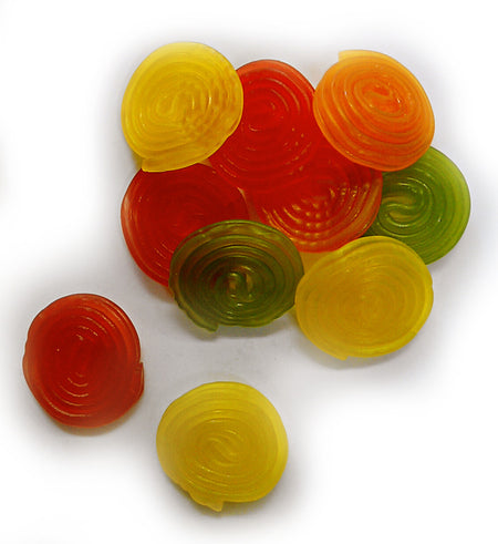 Caramelle Gommose Rotelle Colorate Haribo kg 1