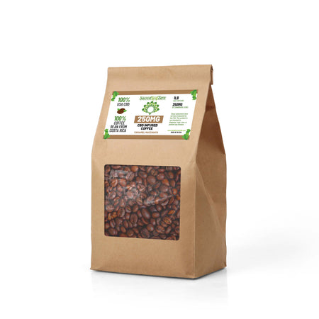 Sacred Leaf best CBD coffee
