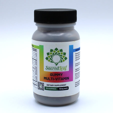 CBD Multi-Vitamin - 10MG Each